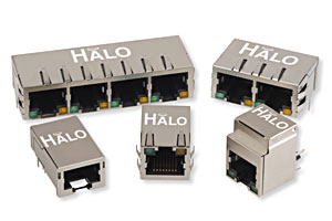 Fastjacks Integrated Rj45 Connectors Halo Electronics
